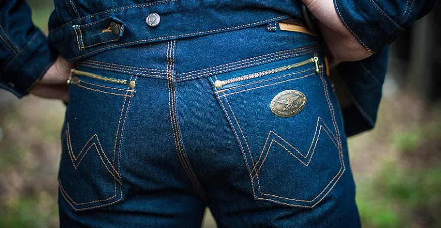 История джинсовых брендов: Montana