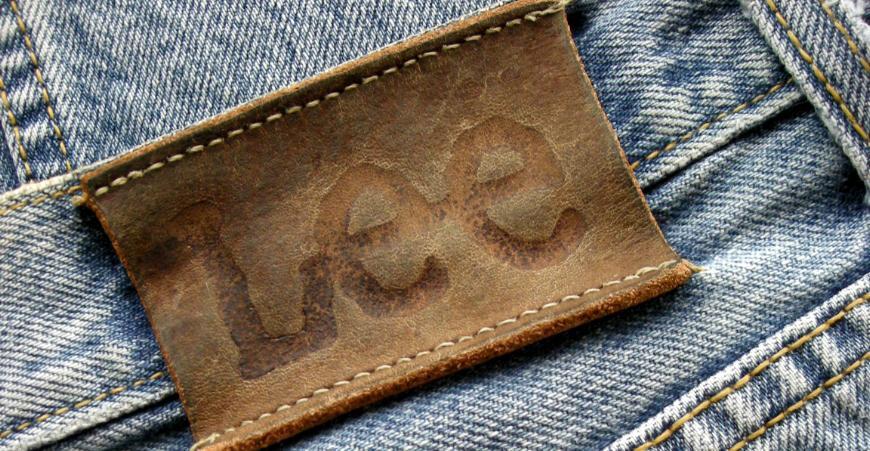 История джинсовых брендов: Lee