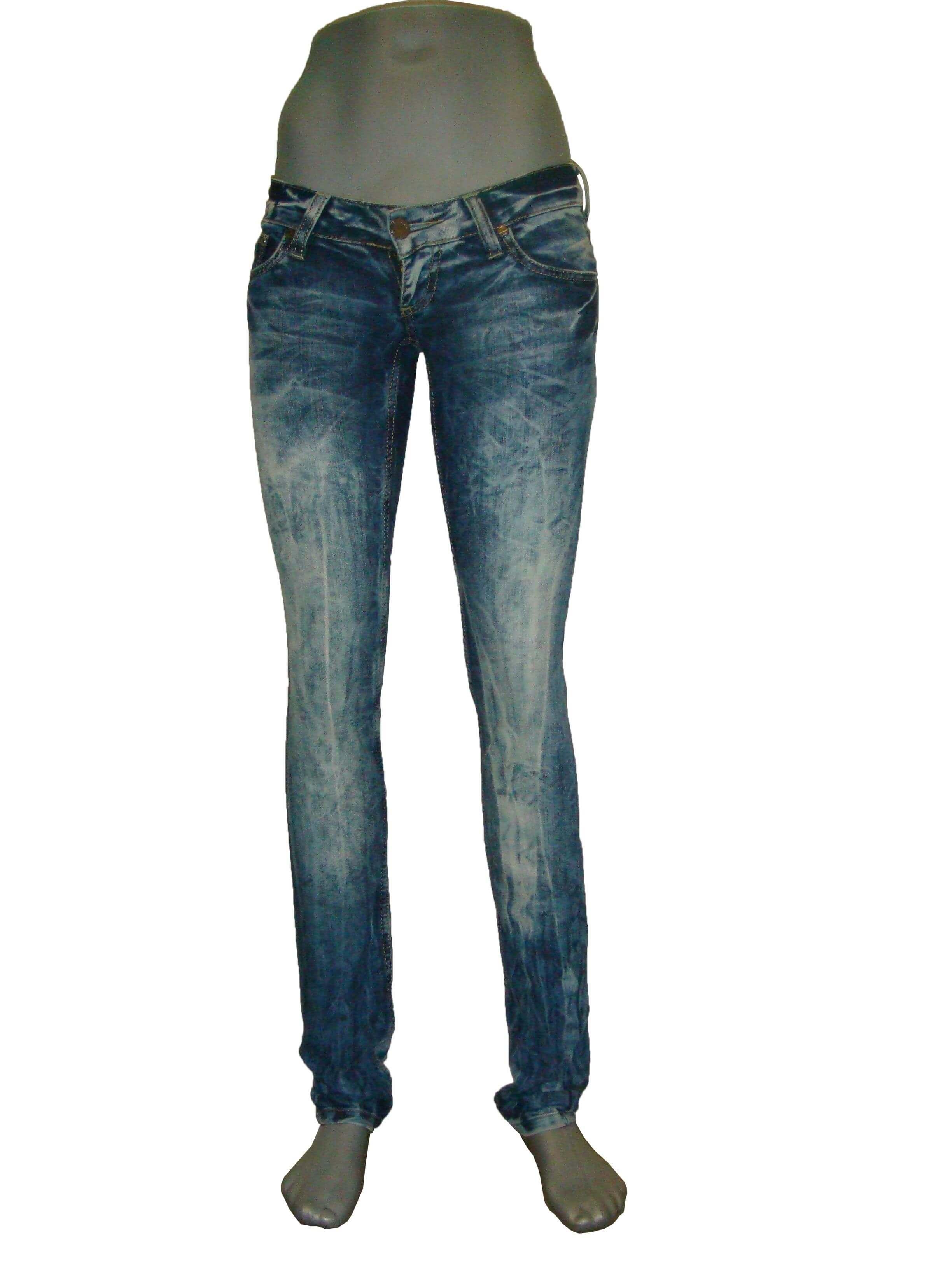 Кожаные джинсы женские доставка