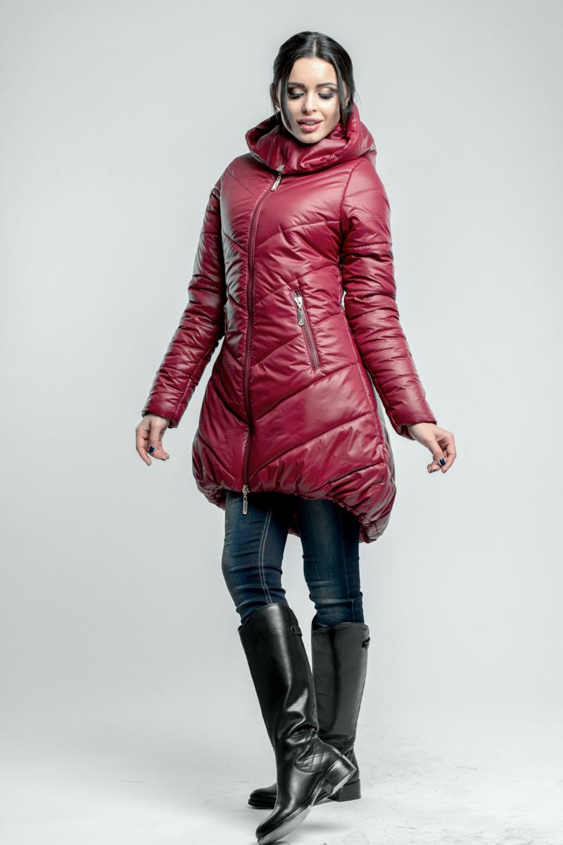 a17b52699eb Зимняя женская куртка Icon с капюшоном