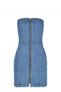 Повседневное джинсовое платье Tally Weijl