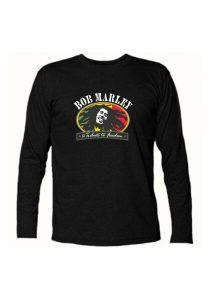 Футболка с длинным рукавом Bob Marley A Tribute To Freedom
