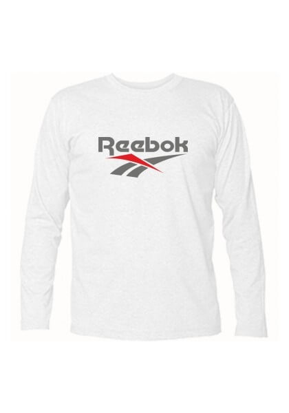 Футболка с длинным рукавом Reebok