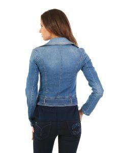 Женская джинсовая куртка Patrizia Pepe