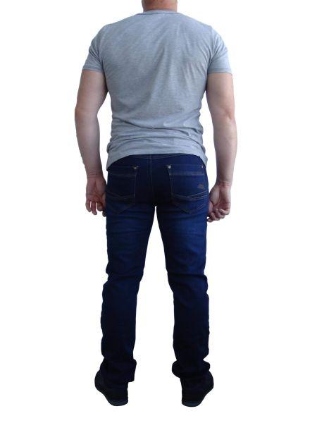 Мужские джинсы JROKKO темно синие #J02